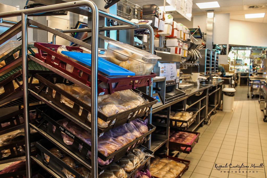 Cucine aperte McDonald's AbruzzoLive e MarsicaLive nelle cucine del Mc (10)