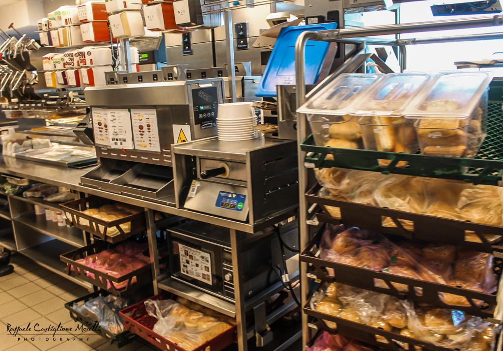 Cucine aperte McDonald's AbruzzoLive e MarsicaLive nelle cucine del Mc (9)