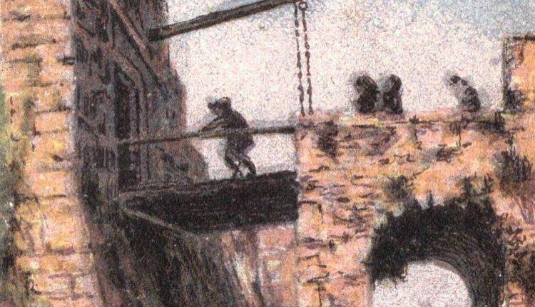 magliano ponte levatoio
