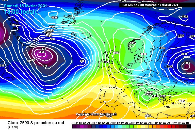 Il meteo in Abruzzo dall' 11 al 17 febbraio: l'inverno ...